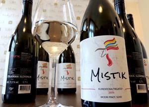 Predstavitev vina Mistik